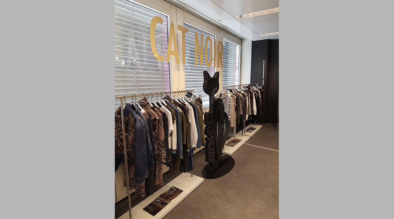 Teximport AG - Cat Noir Showroom at TMC