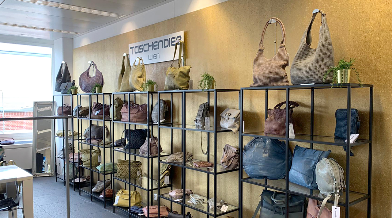 Teximport AG - taschendieb Showroom at TMC